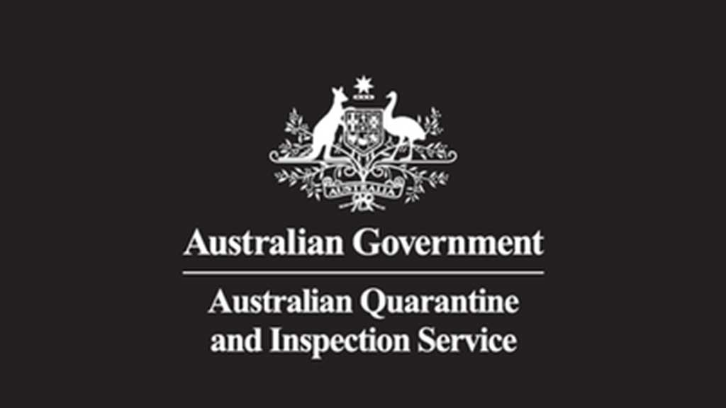 Australian Quarantine and Inspection Service